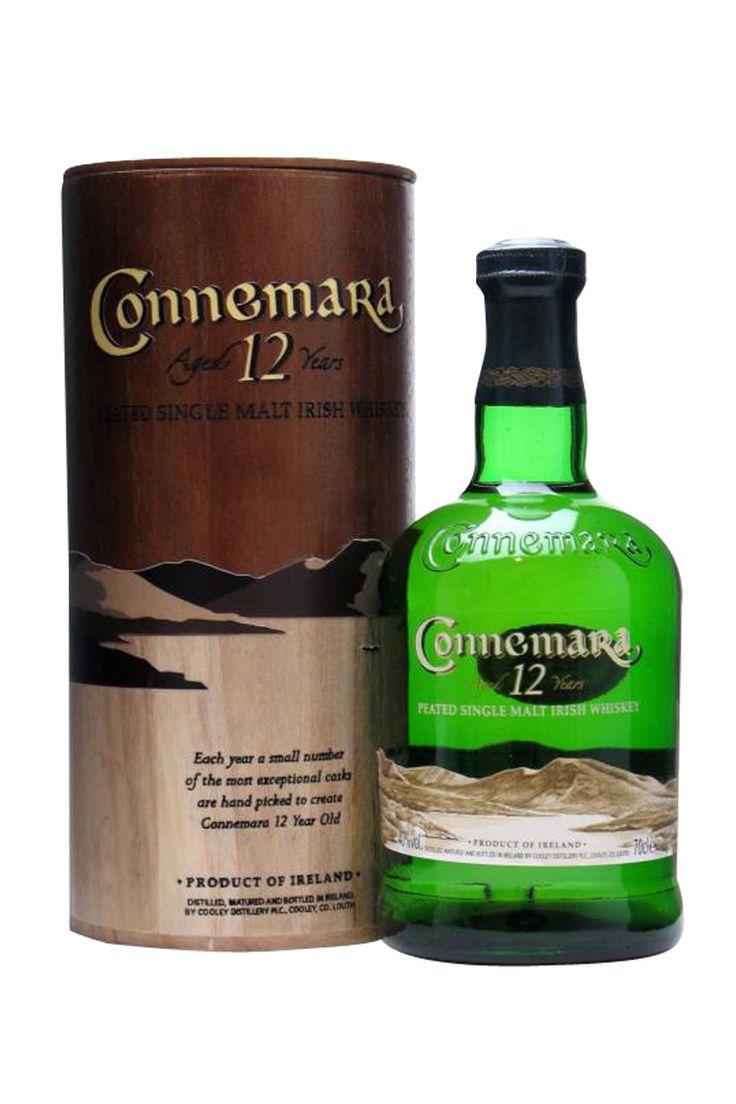 Connemara 12-Year Peated Single Malt Irish Whiskey