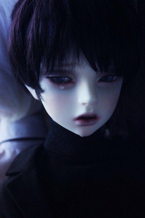 Imagem de doll, bjd, and porcelain doll