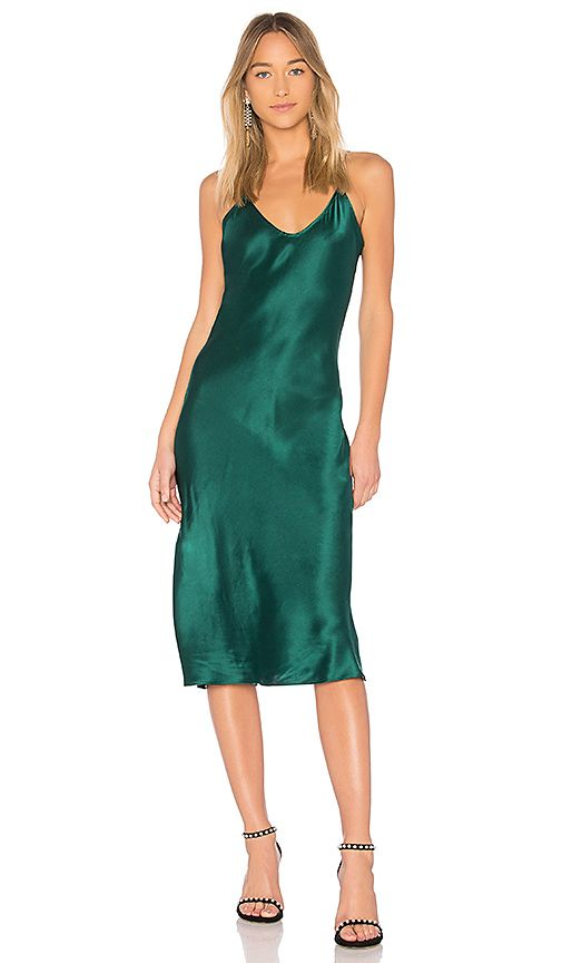 Shop for CAMI NYC The Raven Dress in Emerald at REVOLVE. Free 2-3 day shipping and returns, 30 day price match guarantee.