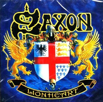 SAXON - LIONHEART / CD