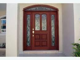 Resultado de imagen para puertas de entrada principal de madera