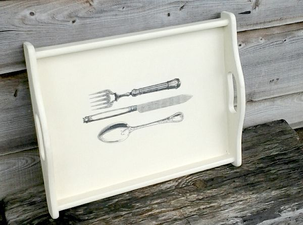 DIY Cutlery Tray - Reader Feature - The Graphics Fairy