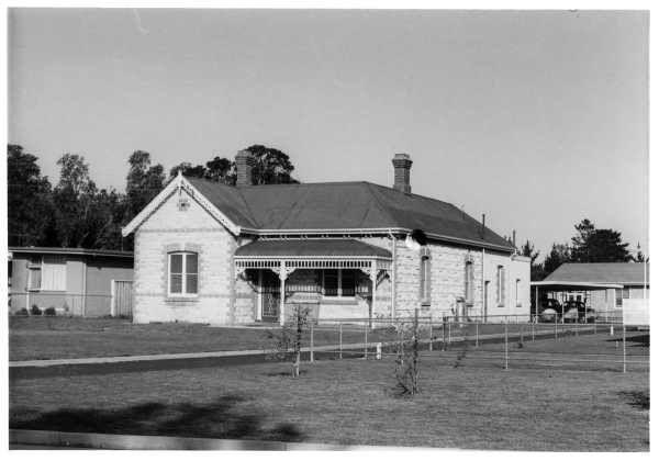 Southern Peninsula Hospital (Rosebud Hospital) 1964