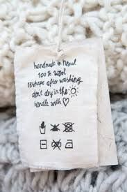 Image result for wool care instructions