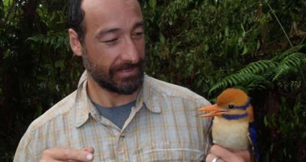 Científico se encontró con una extravagante especie animal y la mató - Yahoo Noticias