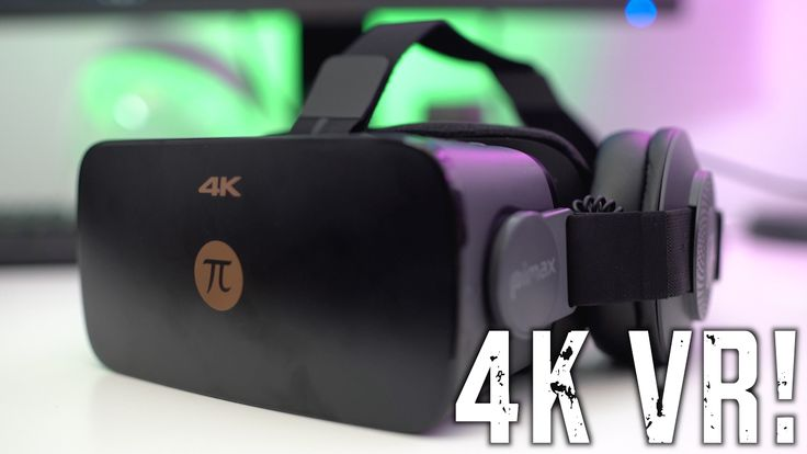 4K VR WILL BLOW YOUR MIND!   HAVE YOU EVER TRIED ONE OF THESE HEADSETS?   THEY TAKE YOU INTO ANOTHER REALITY ENTIRELY!   AND NOW, THEY COME IN 4K ULTRA HD!   ⇒ ⇒ CHECK OUT THE SPECS BELOW: See larger image Additional Images: PIMAX 4K Virtual Reality Headset , 3D Virtual Reality Glasses for ...