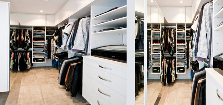 Best 25 built in wardrobe ideas on pinterest fitted - Best walk in robe designs ...