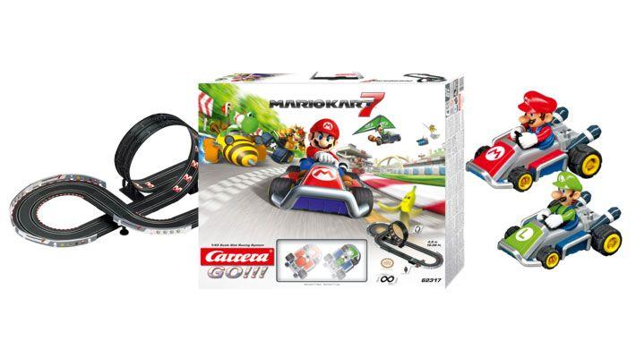 Carrera Go!! – Nintendo Mario Kart 7 (62317) - Carrera Go!! - Nintendo Mario Kart 7 (62317) Grundpackung Slotracing
