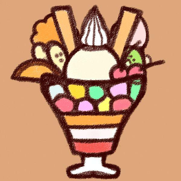 【6月28日】パフェの日