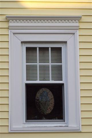 36 best images about exterior house ideas on pinterest for Exterior window trim design