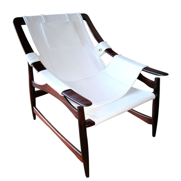 60's Liceu de Arte Jacaranda Armchair | From a unique collection of antique and modern lounge chairs at http://www.1stdibs.com/furniture/seating/lounge-chairs/