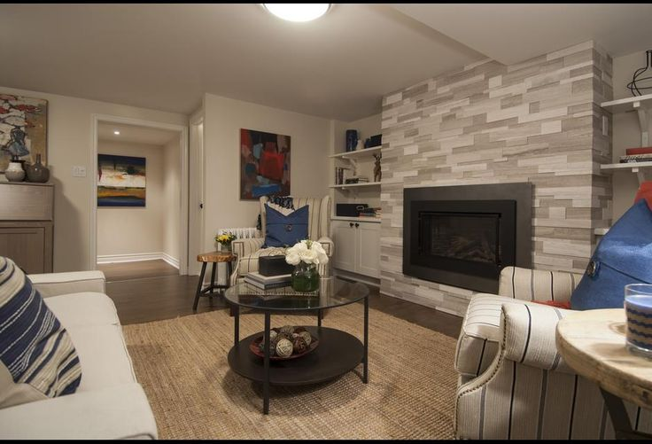 basement apartment with fireplace photos hgtv canada living room inspiration pinterest best basement apartment basements and hgtv ideas - Basement Apartments