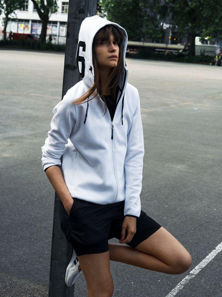 Sportswear fashion.  #logo #sportswear #hoodie #basketball