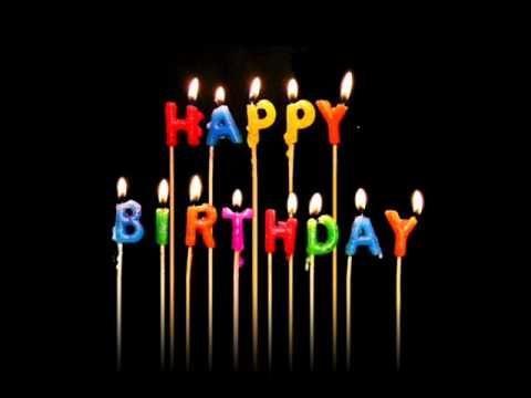 Happy Birthday Instrumental Piano