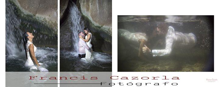 Beso bajo el Agua