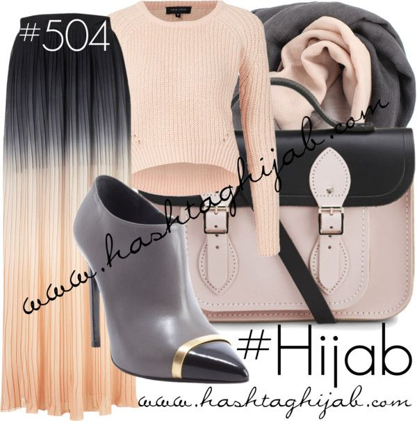 Hashtag Hijab Outfit #504