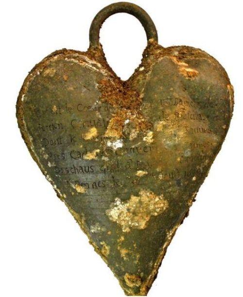17世紀貴族女性の棺から夫の心臓見つかる | ナショナルジオグラフィック日本版サイト