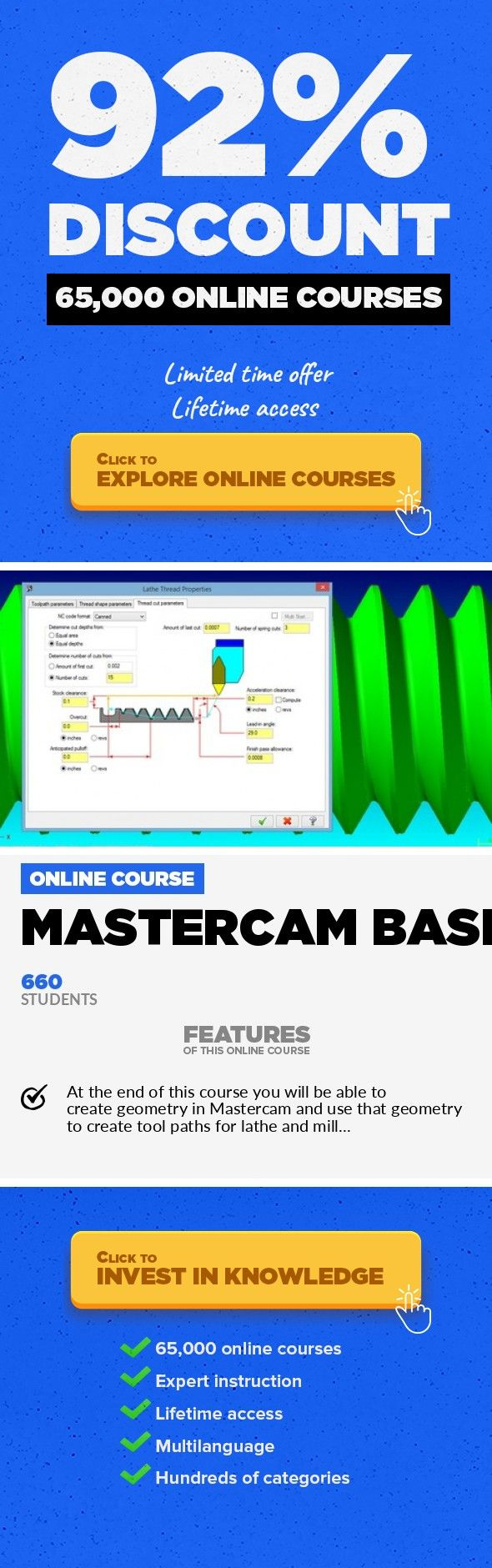 Wistia video thumbnail mastercam 2017 cad for cam programmers wistia video thumbnail mastercam 2017 cad for cam programmers mastercam pinterest cnc cad cam and software baditri Gallery