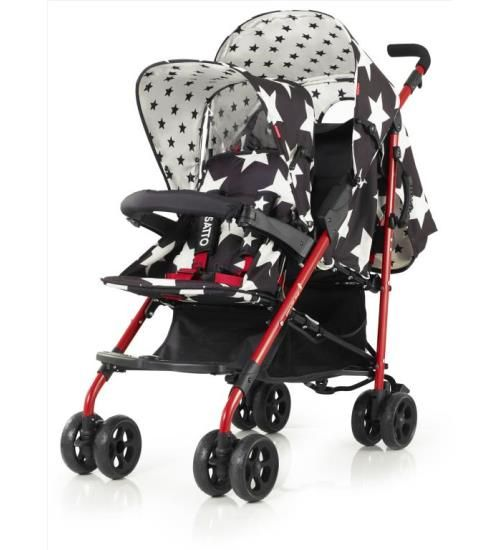 Cosatto Shuffle Tandem Pushchair All Star