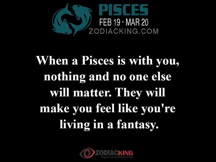 Pisces Zodiac Quotes
