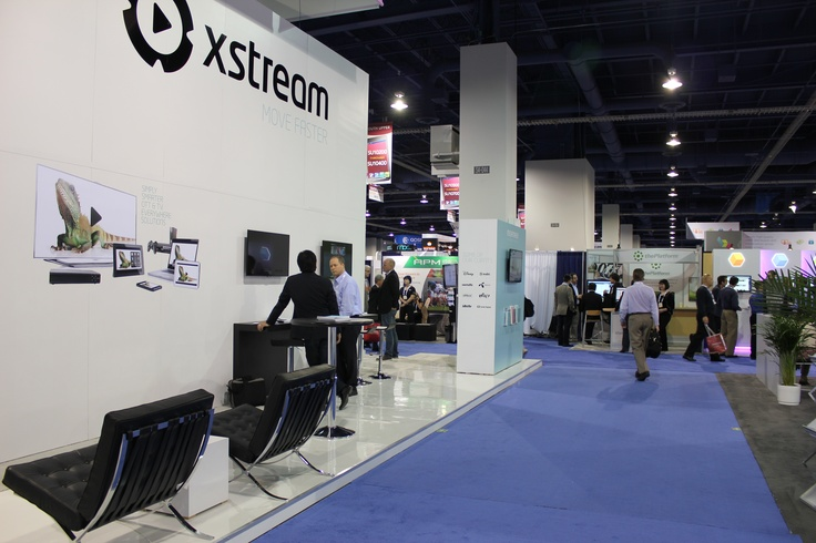 #Xstream at #Nabshow 2013