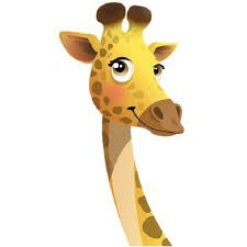 Image result for giraffe clipart