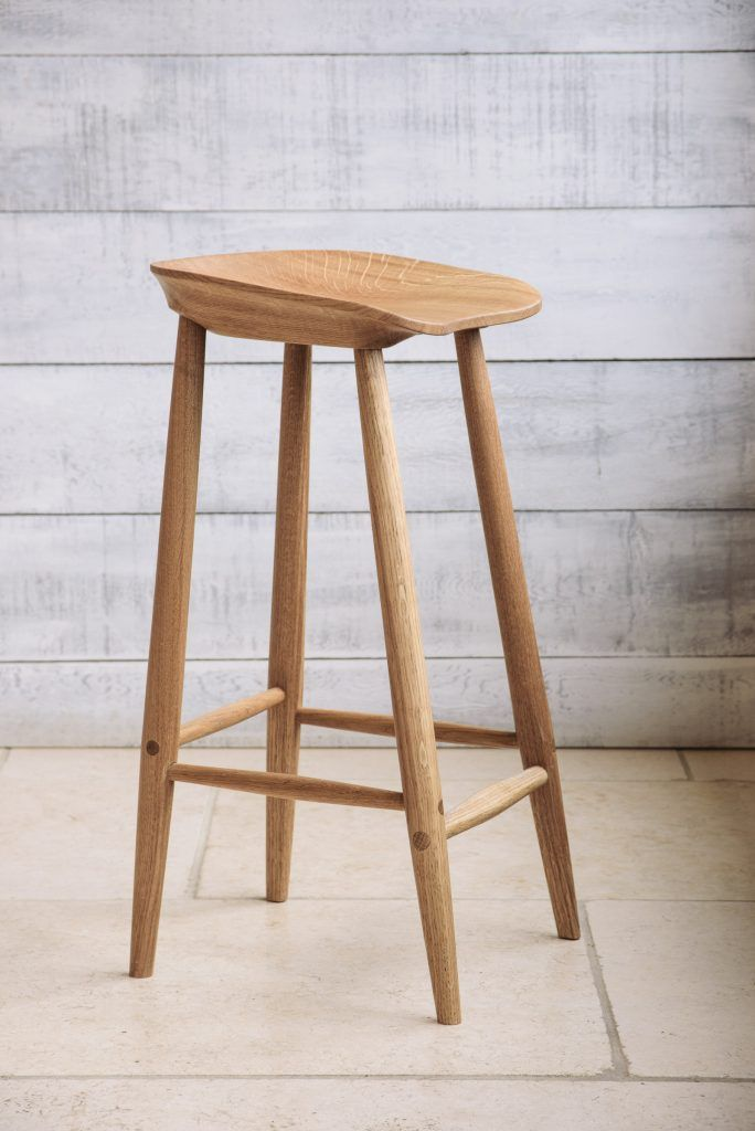 deVOL launch The Bum Stool, perhaps the comfiest solid wooden stool that you have ever sat on.