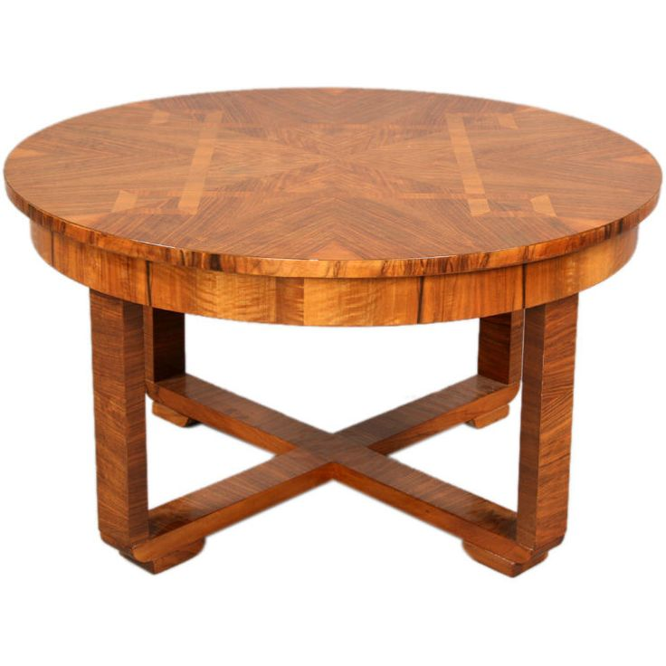 Awesome Beautiful Art Deco Coffee Table