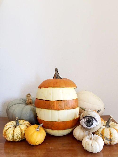 DIY Halloween Pumpkin Ideas