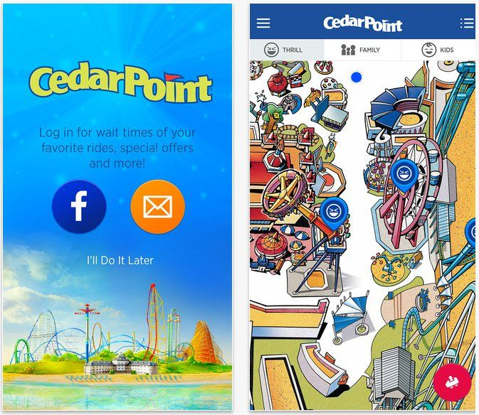 Pin for Later: 11 Cedar Point Hacks to Make Your Trip Perfect Download the free mobile app.