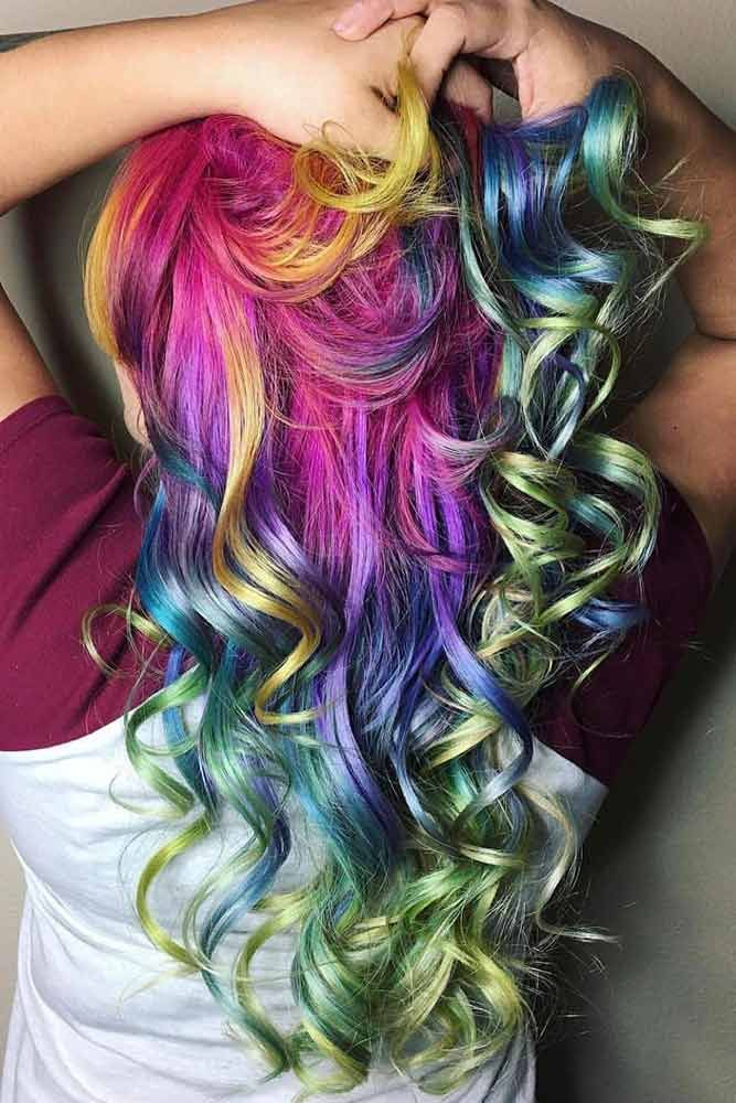 Are you excited about the mermaid hair trend so much that you cannot wait until ...