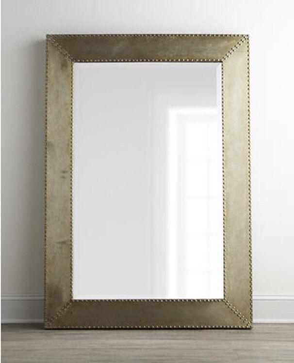 rashane metal framed wall floor mirror 65 treasurecombers
