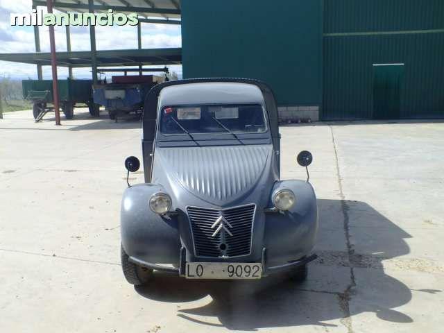 MIL ANUNCIOS.COM - Citroen 2cv furgoneta. Compra venta de coches clásicos citroen 2cv furgoneta. Coches antiguos españoles y americanos.
