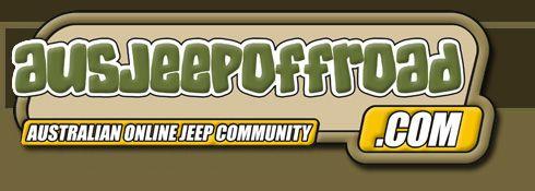 Australia's Largest online Jeep Community http://www.ausjeepoffroad.com