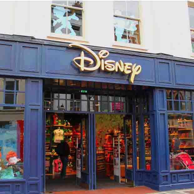 Visit Dublin - Disney Store