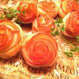 リンゴスイーツ史に残る名作!薔薇の形のアップルパイ!