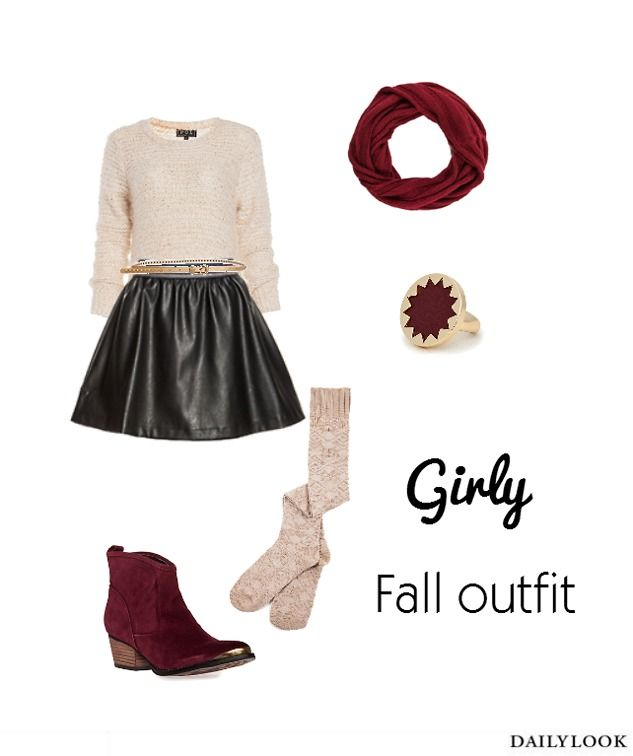 Check out my Girly Fall Outfit - http://stylesets.dailylook.com/sets/102161 - Daily Style