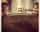 Brett, Jess and Clive, vintage 2013 - Nautilus Estate of Marlborough