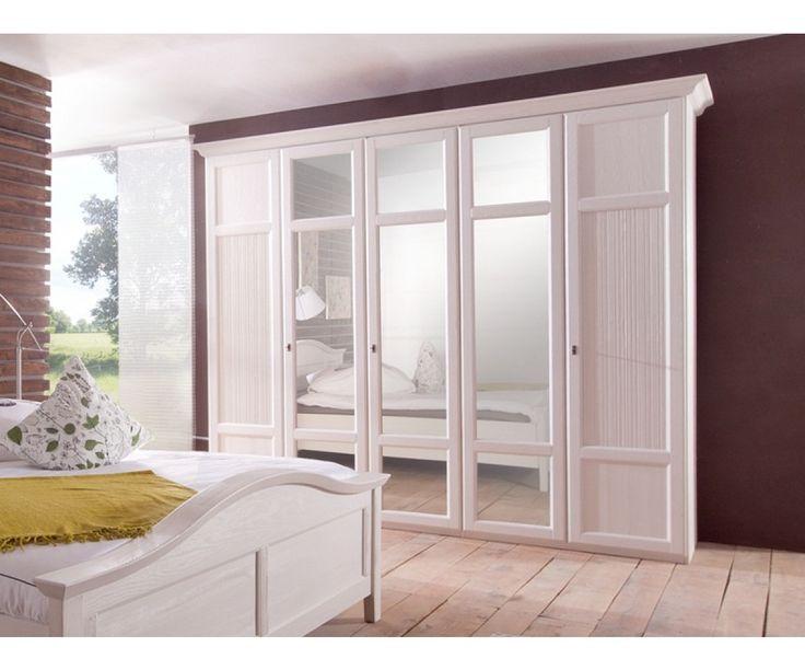 Die besten 25+ Kleiderschrank landhausstil weiß Ideen auf - ebay kleinanzeigen schlafzimmerschrank