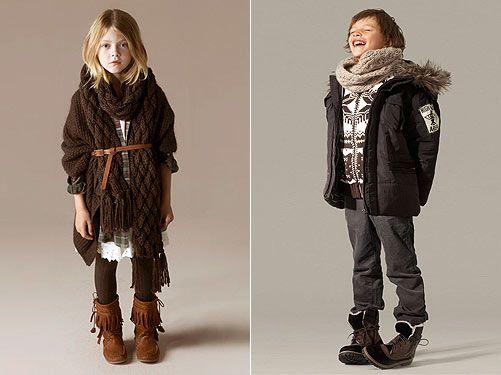 Celeb Kids Love ZARA's Chic Children's Collection – Moms & Babies – Moms & Babies - People.com
