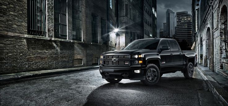2015 Chevrolet Silverado Midnight Edition CamperPortal