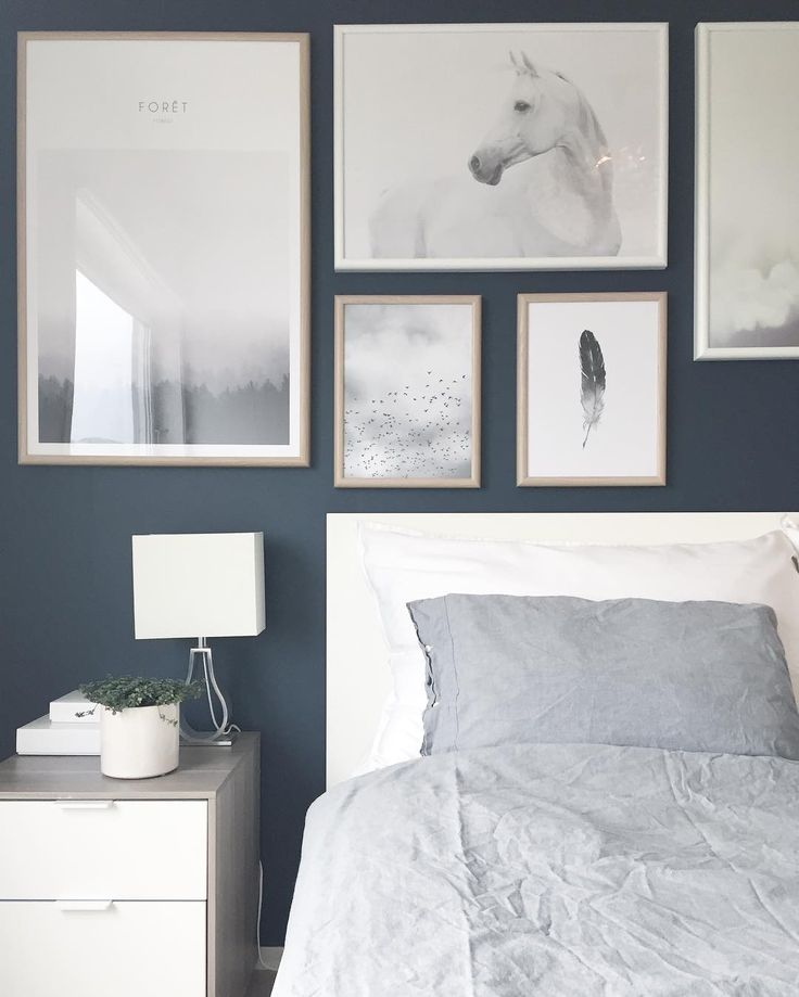 Bedroom inspiration and color palette
