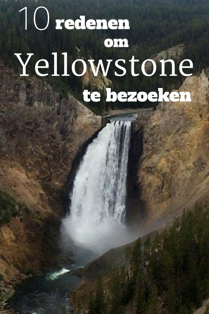 Yellowstone is een van de mooiste natuurparken ter wereld. Nog niet overtuigd? Ik geef je tien redenen om Yellowstone te bezoeken.