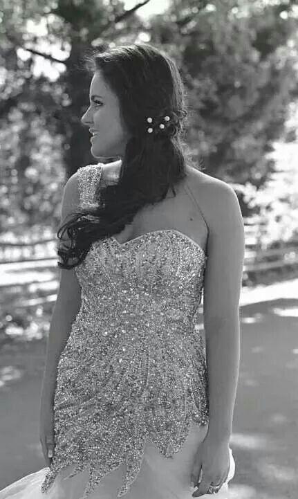 My matric farewell dress:)#detail