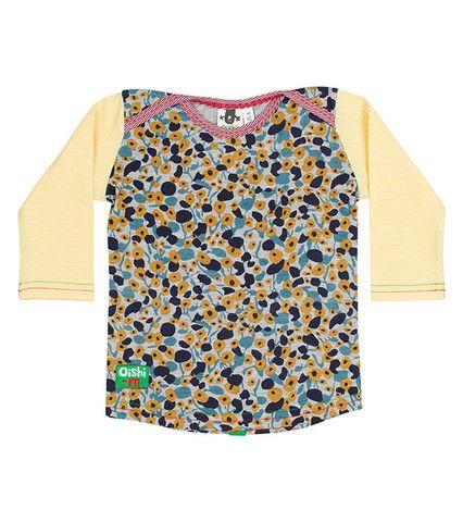 Olive Oil Longsleeve T-Shirt  4-5