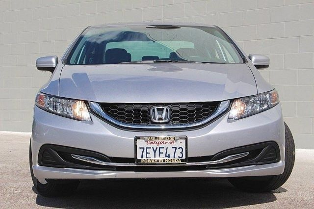 2014 Honda Civic Sedan LX - Certified Used