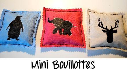 DIY - Mini Bouillottes
