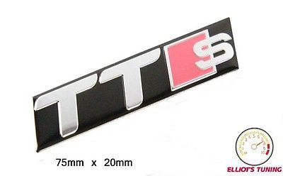 Audi #sport tts badge #emblem fits a3 a4 s3 s4 a5 a6 tt sline #quattro dtm a1 r8,  View more on the LINK: 	http://www.zeppy.io/product/gb/2/201352443789/
