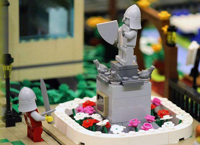 Orasel LEGO - parc