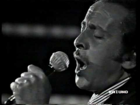 Domenico Modugno - Amara terra mia (Bitter Homeland of Mine) - This sad song about emigration brings tears to my eyes everytime I listen to